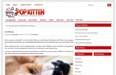 http://www.popkitten.com/cat-kisses/