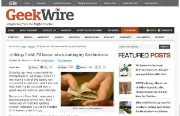 http://www.geekwire.com/2011/17-starting-business/