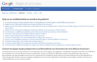 http://www.google.fr/intl/fr/policies/privacy/ads/