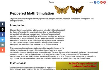 http://www.biologycorner.com/worksheets/pepperedmoth.html