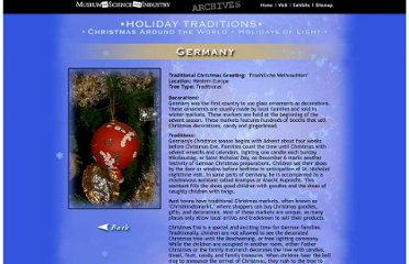 http://www.msichicago.org/scrapbook/scrapbook_exhibits/catw2005/traditions/countries/germany.html