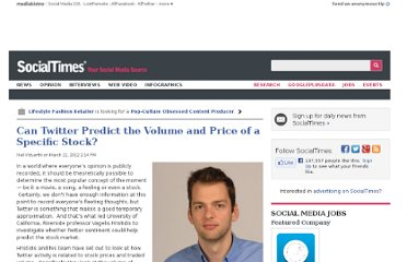 http://socialtimes.com/can-twitter-predict-the-volume-and-price-of-a-specific-stock_b92133