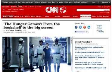 http://www.cnn.com/2012/03/21/showbiz/movies/hunger-games-novel-film-adaptation/index.html