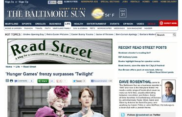 http://www.baltimoresun.com/features/books/read-street/bal-hunger-games-frenzy-surpasses-twilight--20120321,0,2755317.story