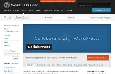 http://wordpress.org/extend/plugins/collabpress/