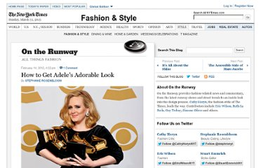 http://runway.blogs.nytimes.com/2012/02/14/how-to-get-adeles-adorable-look/