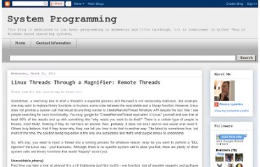 http://syprog.blogspot.com/2012/03/linux-threads-through-magnifier-remote.html
