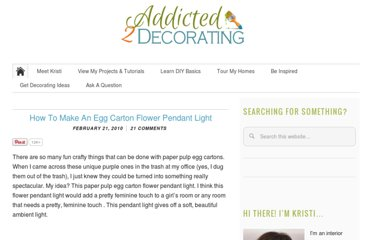 http://www.addicted2decorating.com/diy-egg-carton-flower-pendant-light.html