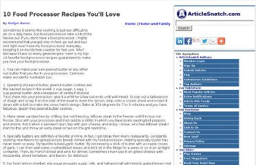 http://www.articlesnatch.com/Article/10-Food-Processor-Recipes-You-ll-Love/365828