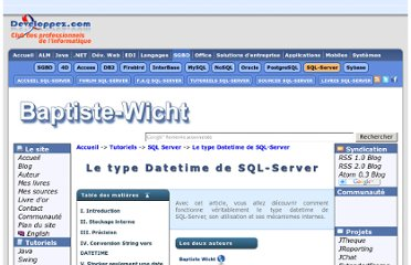 http://baptiste-wicht.developpez.com/tutoriels/microsoft/sql-server/datetime/