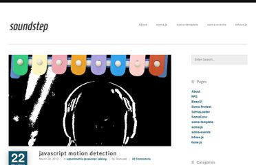 http://www.soundstep.com/blog/2012/03/22/javascript-motion-detection/