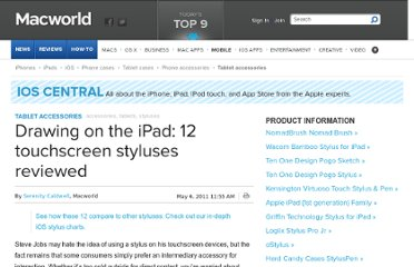 http://www.macworld.com/article/1156560/touchscreen_stylus_roundup.html