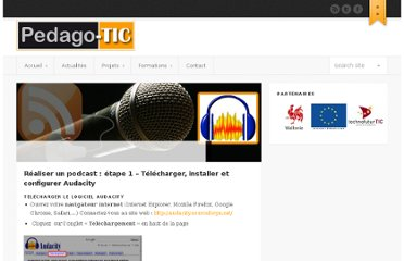 http://www.pedago-tic.be/2012/03/realiser-un-podcast-etape-1-telecharger-installer-et-configurer-audacity/