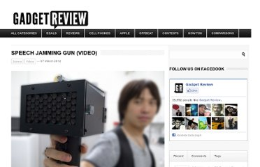 http://www.gadgetreview.com/2012/03/speech-jamming-gun-video.html