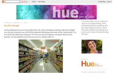 http://hueconsulting.blogspot.com/2008/01/food-for-thought.html