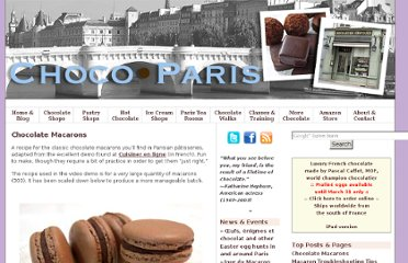 http://www.chocoparis.com/chocolate-macarons/