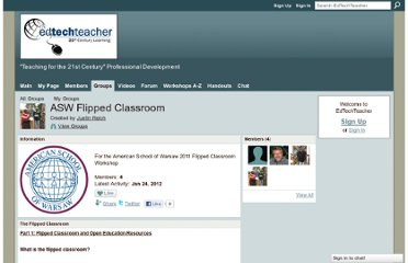 http://edtechteacher.ning.com/group/asw-flipped-classroom?xg_source=activity
