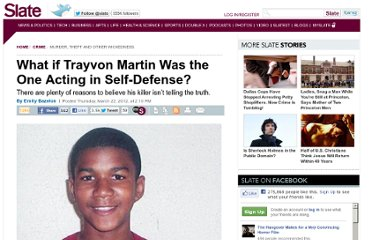 http://www.slate.com/articles/news_and_politics/crime/2012/03/florida_s_stand_your_ground_law_doesn_t_prohibit_that_they_arrest_george_zimmerman_for_killing_trayvon_martin_.html
