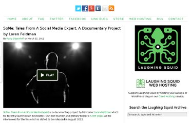 http://laughingsquid.com/some-tales-from-a-social-media-expert-a-documentary-project-by-loren-feldman/