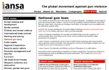 http://www.iansa.org/workarea/national-gun-laws