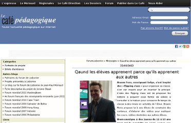 http://www.cafepedagogique.net/communautes/ForumLisbonne/Lists/Billets/Post.aspx?ID=13