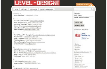 http://level-design.org/?page_id=56