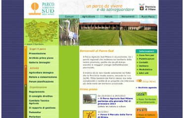 http://www.provincia.mi.it/parcosud/index.jsp
