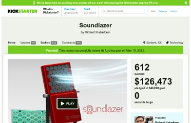 http://www.kickstarter.com/projects/1324892969/soundlazer