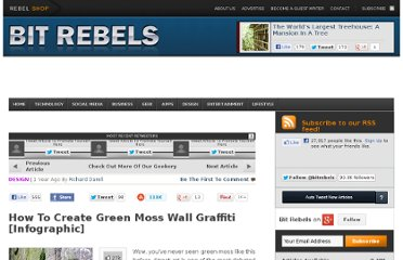 http://www.bitrebels.com/design/how-to-create-green-moss-wall-graffiti-infographic/