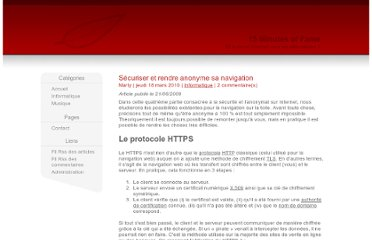 http://15minutesoffame.be/nico/blog2/?article12/securiser-et-rendre-anonyme-sa-navigation