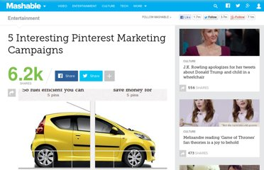 http://mashable.com/2012/03/23/pinterest-marketing-campaigns/