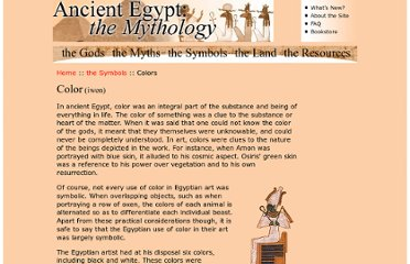 http://www.egyptianmyths.net/colors.htm