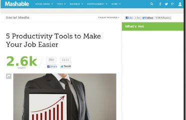 http://mashable.com/2012/03/23/productivity-tools/