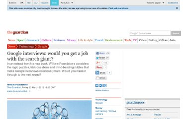 http://www.guardian.co.uk/technology/2012/mar/23/google-interviews-job-search-giant