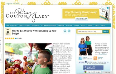 http://thekrazycouponlady.com/family/the-secret-to-eating-organic-without-eating-up-your-budget/