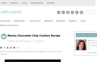 http://addapinch.com/cooking/2011/10/19/mocha-chocolate-chip-cookies-recipe/