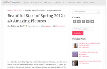 http://oddstuffmagazine.com/beautiful-start-of-spring-2012-40-amazing-pictures.html