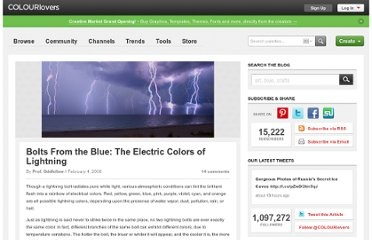 http://www.colourlovers.com/blog/2008/02/04/bolts-from-the-blue-the-electric-colors-of-lightning