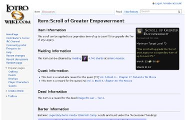 http://lotro-wiki.com/index.php/Item:Scroll_of_Greater_Empowerment