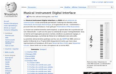 http://fr.wikipedia.org/wiki/Musical_Instrument_Digital_Interface