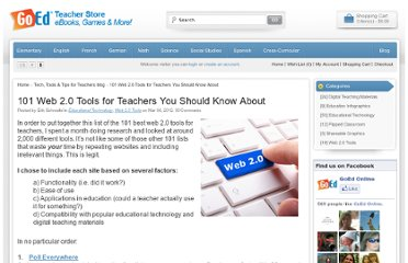 http://www.goedonline.com/101-web-tools-for-teachers#.T2EygweBXN0.twitter