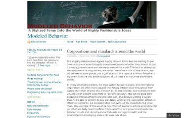 http://modeledbehavior.com/2012/03/21/corporations-and-standards/
