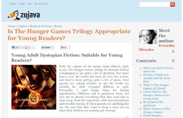 http://www.zujava.com/is-the-hunger-games-trilogy-appropriate-for-young-readers