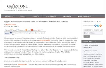 http://www.gatestoneinstitute.org/2544/egypt-massacre-christians-media