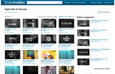 http://www.dailymotion.com/us/channel/tech/1