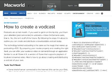 http://www.macworld.com/article/1046066/howtovodcast.html