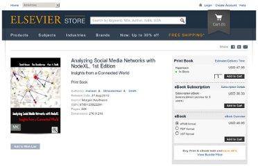 http://store.elsevier.com/Analyzing-Social-Media-Networks-with-NodeXL/Derek-Hansen/isbn-9780123822291/