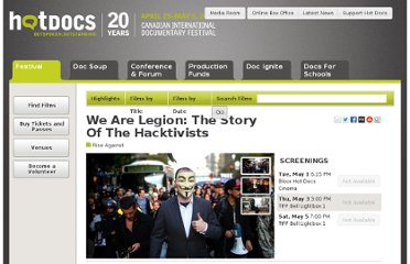 http://www.hotdocs.ca/film/title/we_are_legion_the_story_of_the_hacktivists