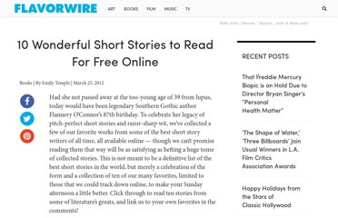 http://flavorwire.com/272890/10-wonderful-short-stories-to-read-for-free-online