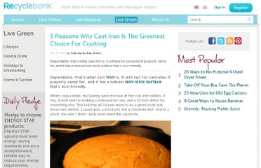 http://www.recyclebank.com/live-green/cast-iron-greenest-choice-cooking#.T29fU3mibYg